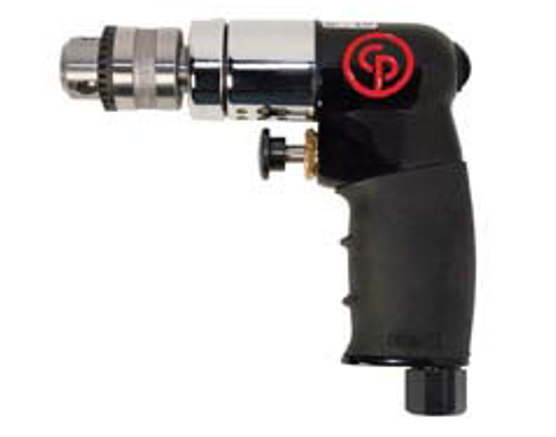 Chicago Pneumatic 1/4 Reversible Air Drill CP7300R