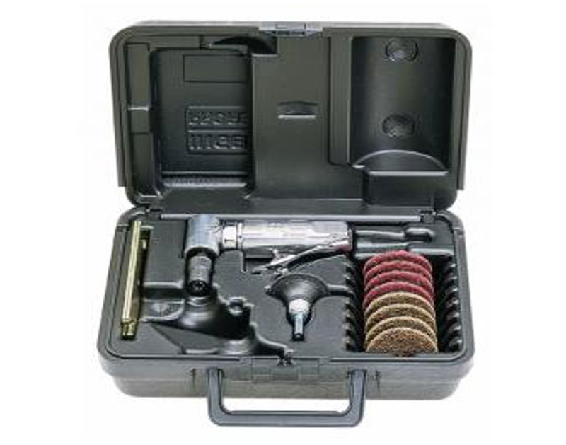 "Ingersoll Rand Angle Die Grinder kit with 2"" Scuffing Kit IR301-2MK"
