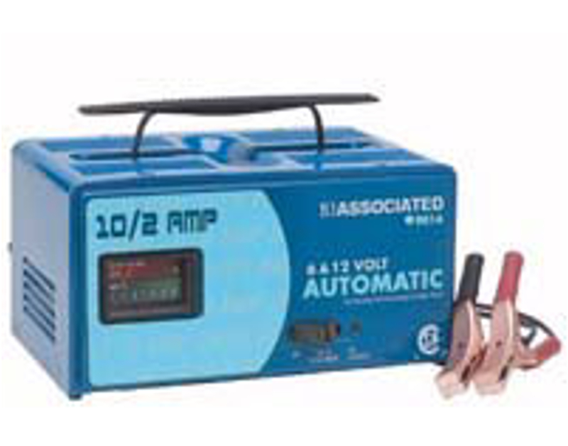 Associated Portable Charger 6/12 Volt Automatic AS9014