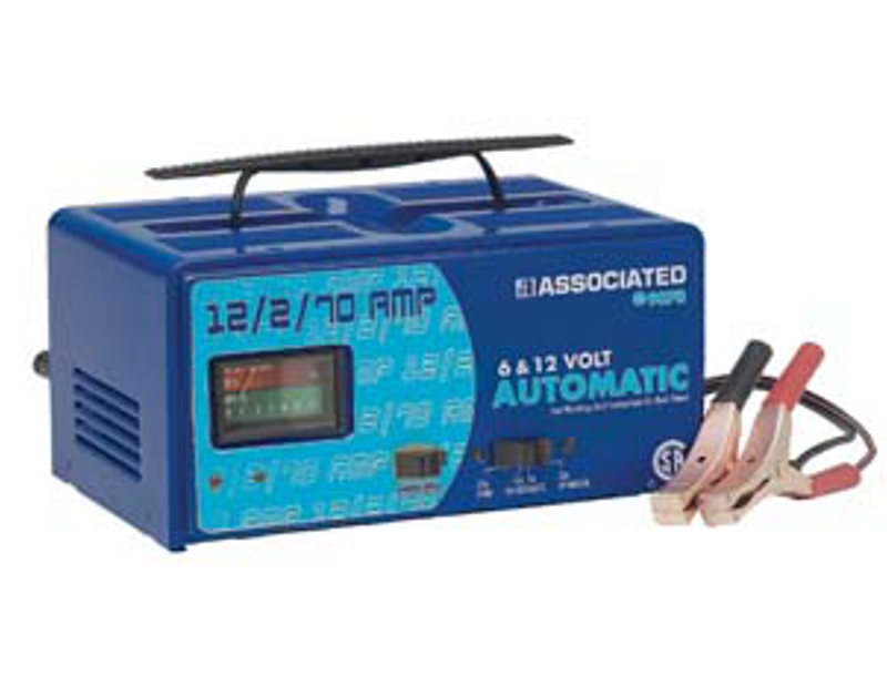 Associated Portable Charger 70 Amp Boost 6/12 Volt AS9070