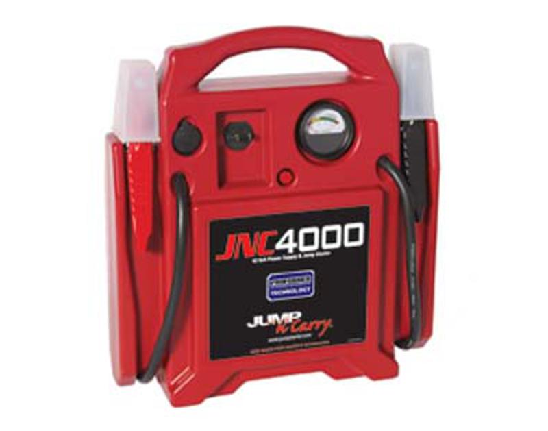 K&K Jumpstart 1100 Peak Amp 12 Volt Jump Starter KKJNC4000