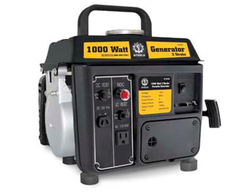 Steele 1000 Watt Generator STLSP-GG100