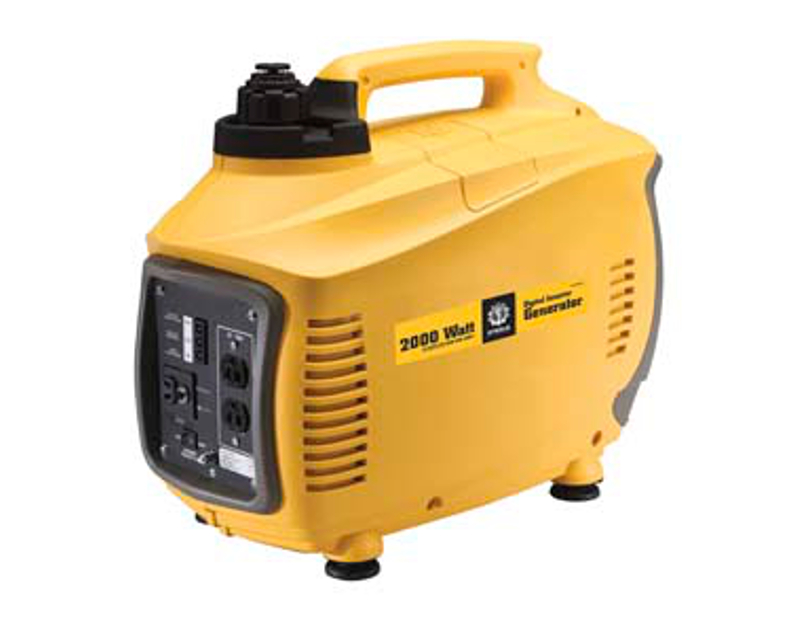 Steele 2000 Watt Generator, Digital Inverter STLSP-GG200TD