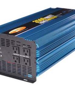 Powerbright 12 Volt 3500 Watt Power Inverter PWTPW3500-12