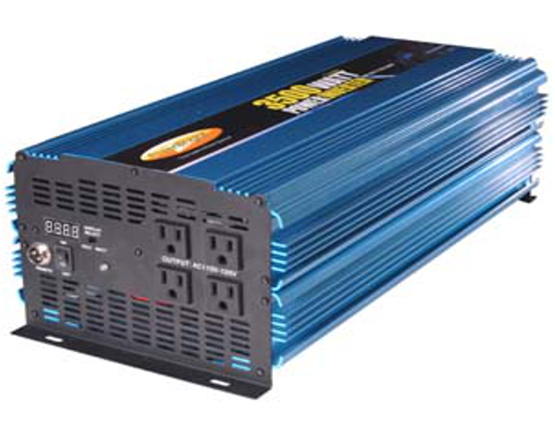 Powerbright 12 Volt 3500 Watt Power Inverter PWTPW3500-12