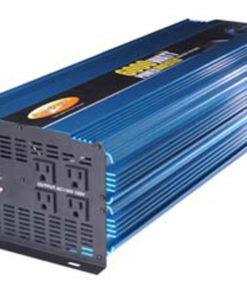 Powerbright 12 Volt 6000 Watt Power Inverter PWTPW6000-12