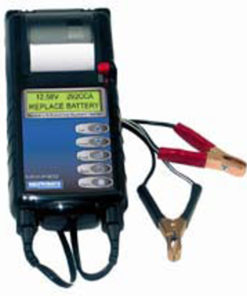 Midtronics Battery and Charging Tester w/Printer MPMDXP300
