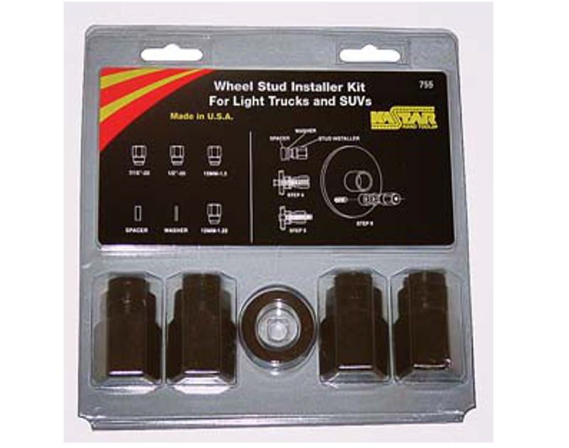 Kastar 6 Piece Wheel Stud Installer Kits KS755