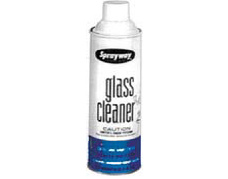 Sprayway Glass Cleaner Aerosol Can SY50