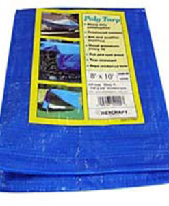 Hexcraft Blue Poly Tarpaulins 2x16 HX52010