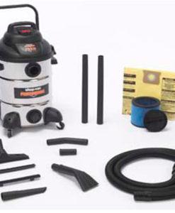 Shop Vac 12 Gal Automotive Stainless Wet/Dry Vac SP9621310