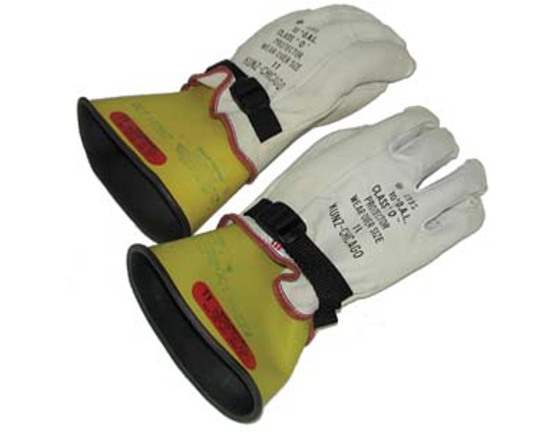OTC Large Class O and Leather Glove Set OT3991-12