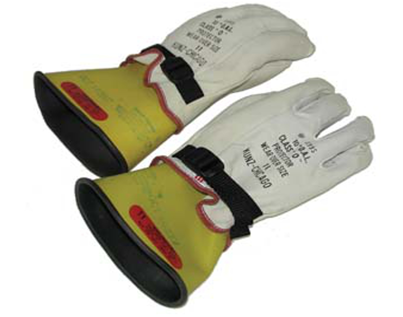 OTC Medium Class O and Leather Glove Set OT3991-11