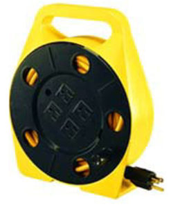Bayco Quad Cord Plug Reel BYSL755