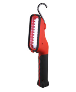 EZ Red Rechargeable Cordless 30 LED Shop Light EZXL3000