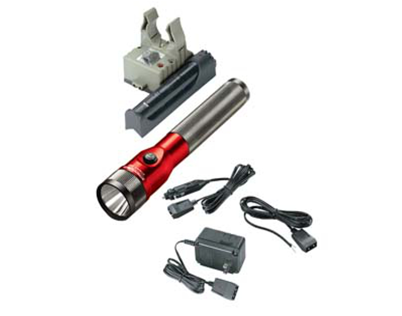 Streamlight Red LED Piggyback Stinger AC/DC Kit SG75612