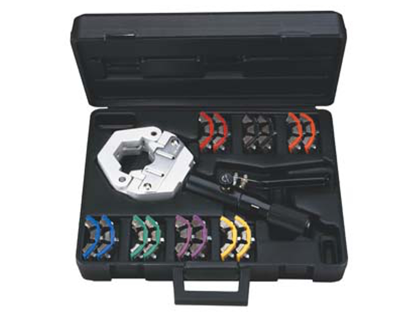 Mastercool Hydra Krimp Deluxe AC Crimper Kit ML71500