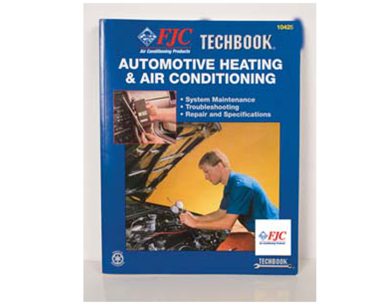 FJC Automotive Air and Heating Repair Manual FJ2819