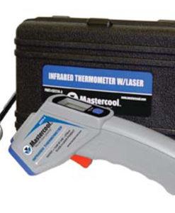 Mastercool Infra Red Temp Gun w/Pocket Therm. ML52224ASP