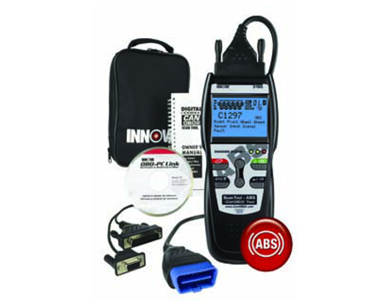 Equus Enhanced CanOBD2® +ABS Diagnostic Tool IV3160