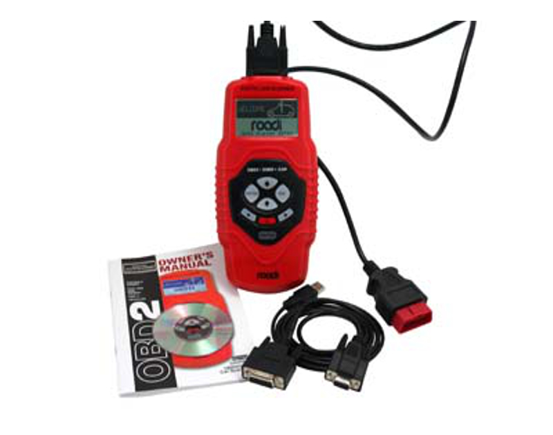 Roadi Professional OBDII Scan Tool w/ Live Data RDT69