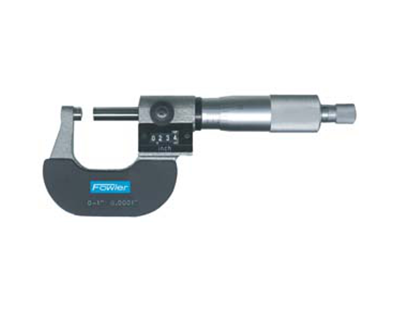 Fowler Digital Counter Micrometer FOW72-224-001