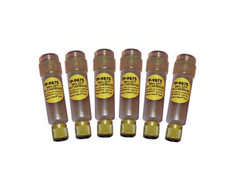 Tracer Mini-EZ 1/4 Oz. AC Dye Universal Capsules FUTP9875-0601