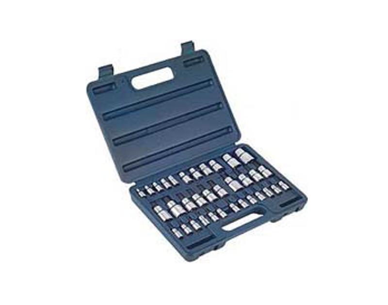 VIM 34 Piece Master Torx® Socket Set VMTMS34PF