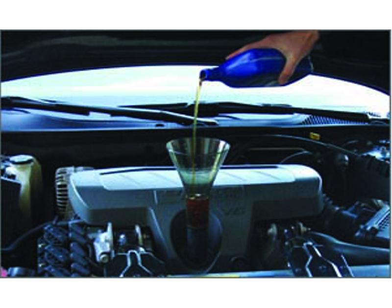 Assenmacher Ford/GM engine Oil Funnel AHOFGMRD08