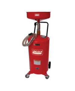 Lincoln 18 Gallon Pressurized Oil Evac System LN3601