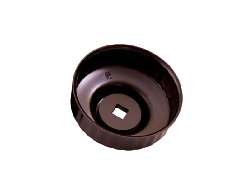 Assenmacher Oil Filter Cup Socket Ford 76MM/30 Flute AHF7630