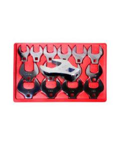 V8 Tools 14 Piece SAE Jumbo Crowfoot Wrench Set VT7814