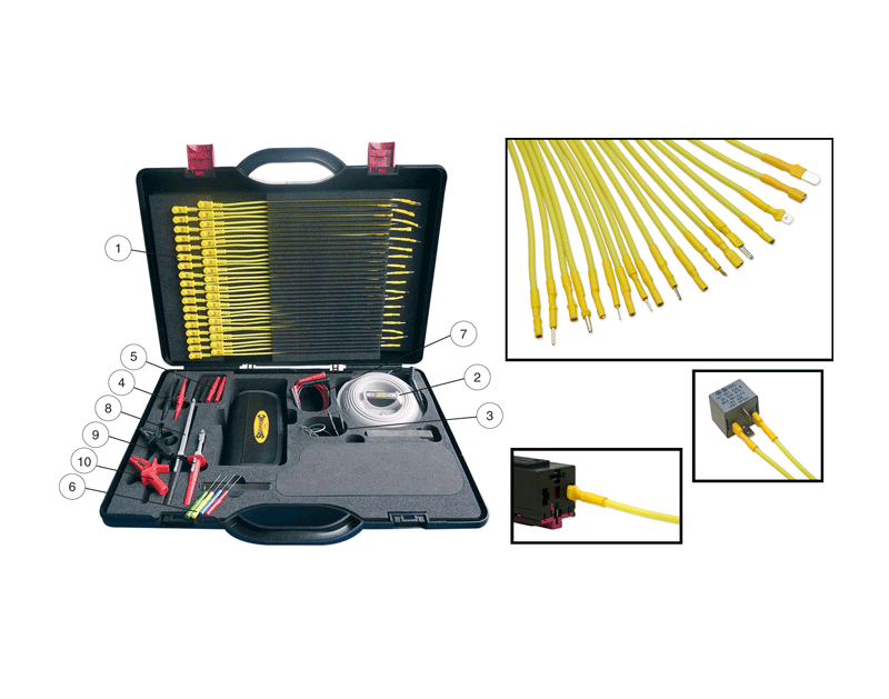 Silvertronic Automotive Diagnostic Kit (ADK II) 871008