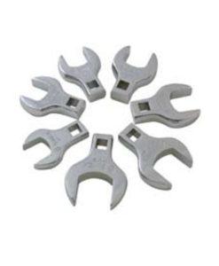 Sunex 7 Piece Crowfoot SAE Wrench Set SU9720