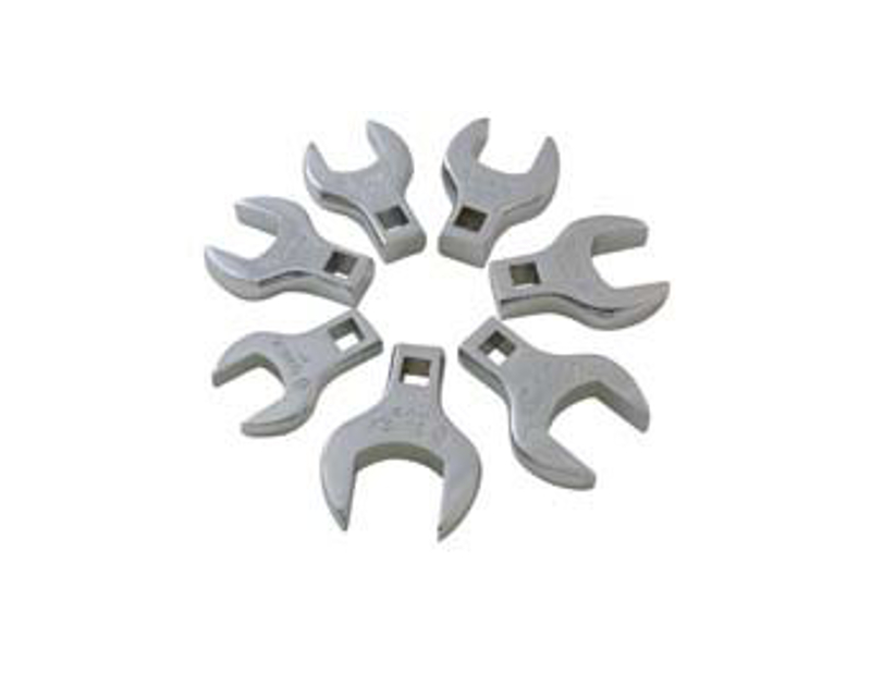 Sunex 7 Piece Crowfoot SAE Wrench Set SU9720