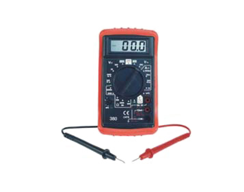 Electronic Spec. Digital Multi-Tester EL380