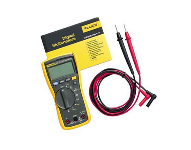 Fluke Digital Multimeter True RMS FL115