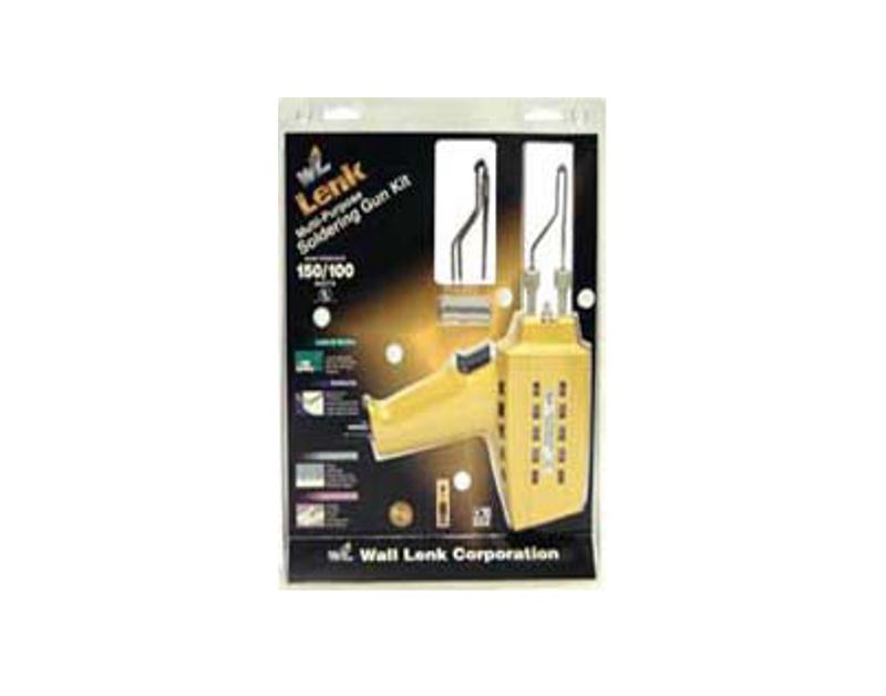 Wall Lenk 150/100 Watt Soldering Gun Kit WKWG991KCS