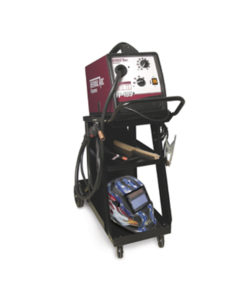 Firepower 135 AMP MIG Welder Kit w/Cart and Helmet FR1444-0346