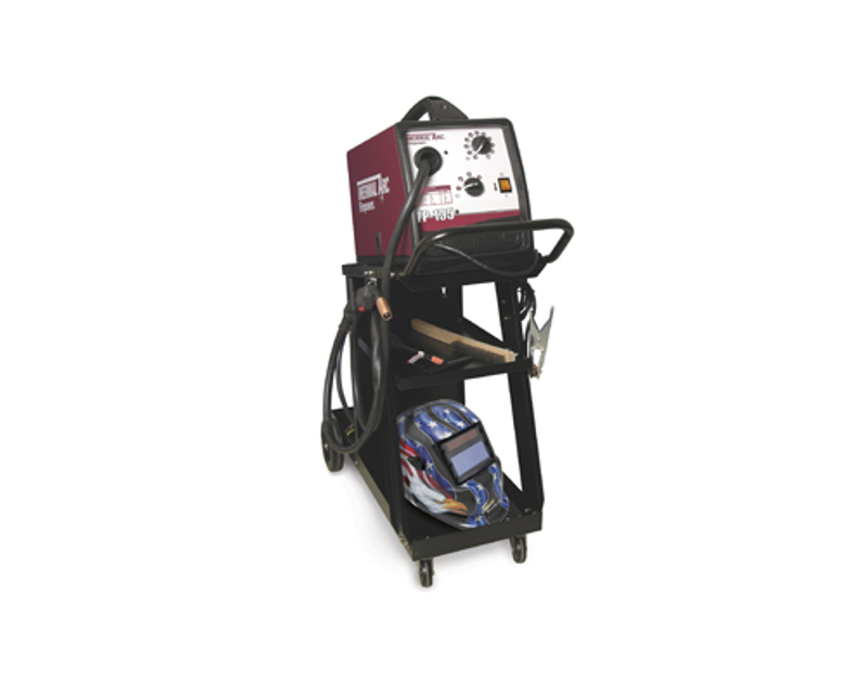Firepower 135 AMP MIG Welder Kit w/Cart and Helmet FR1444-0346