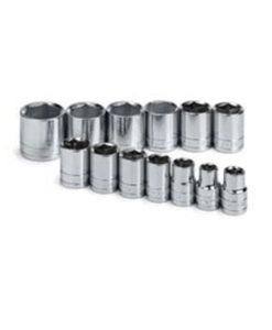 """SK Tools 13 Pc. 6 Pt. 1/2"""" Dr. SAE Socket Set SK4113-6"""