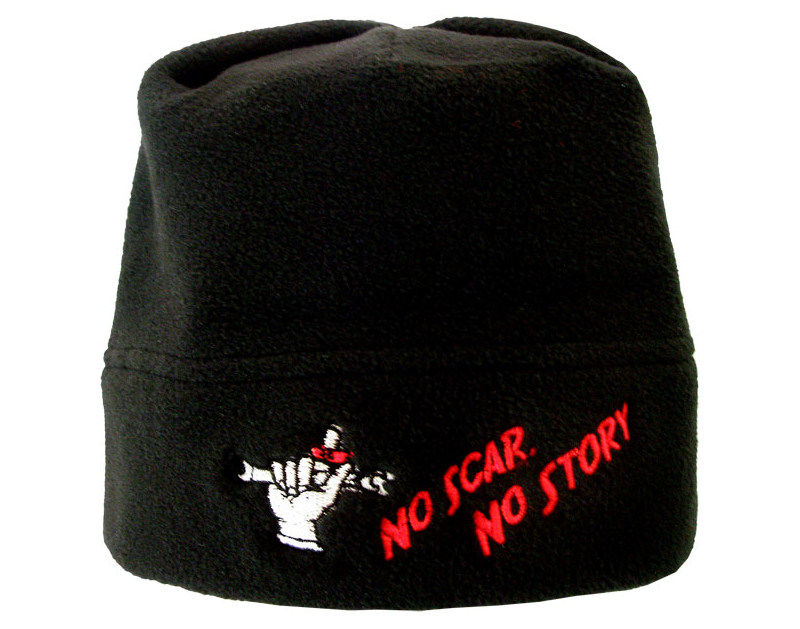 Busted Knuckle Fleece Beanie Hat BKG-BNHAT