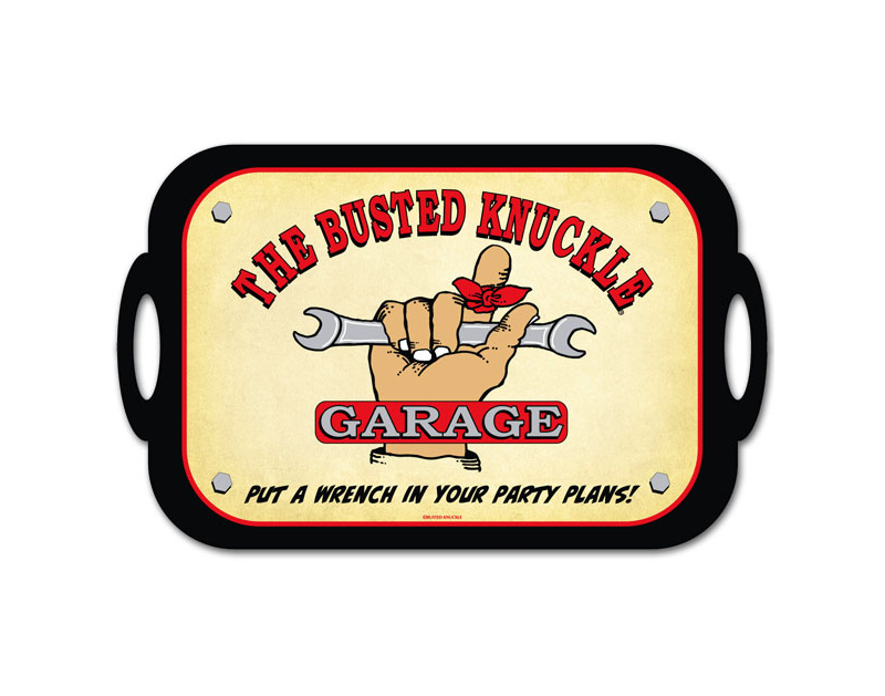 Busted Knuckle Serving Tray BKG-MH-1063