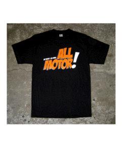 Eat Sleep Race All Motor T-Shirt (Blk)