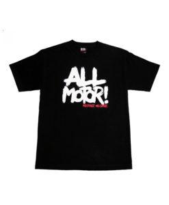 Eat Sleep Race All Motor 2 T-Shirt (Blk)