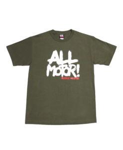 Eat Sleep Race All Motor 2 T-Shirt (Olive)