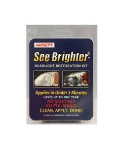 Airsept SeeBrighter Headlight Restoration Kit AR60650