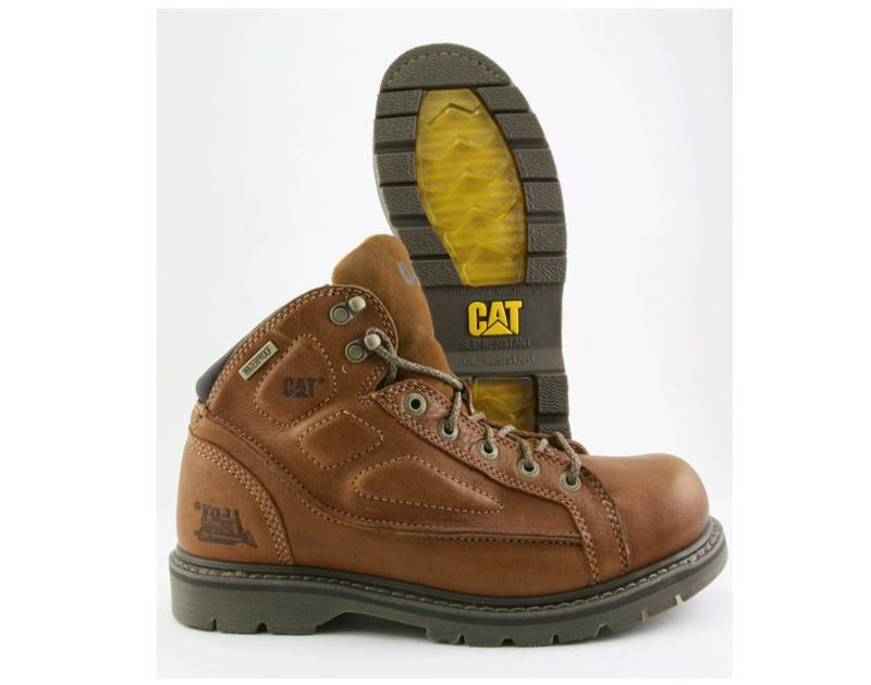 Caterpillar Tredstone Waterproof Work Boot CATTD
