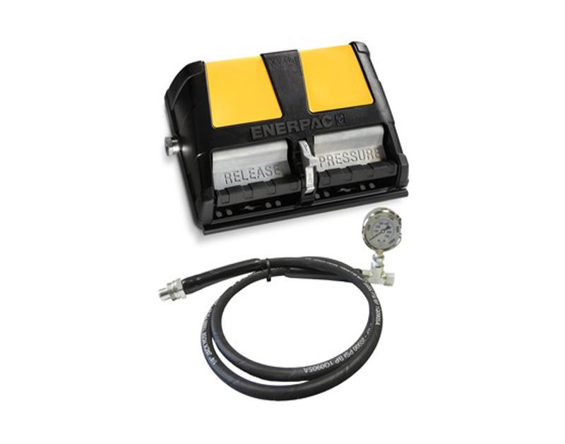 Tiger Tool Enerpac XA-11 Hydraulic Pump 70126