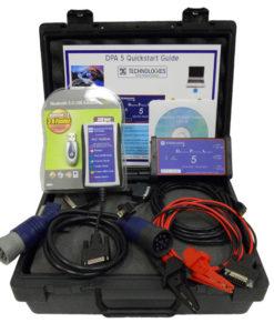 Apex DPA5 Protocol Adapter 5 - Dual CAN, USB/BlueTooth RP1210 DG-DPA5-C1-KIT
